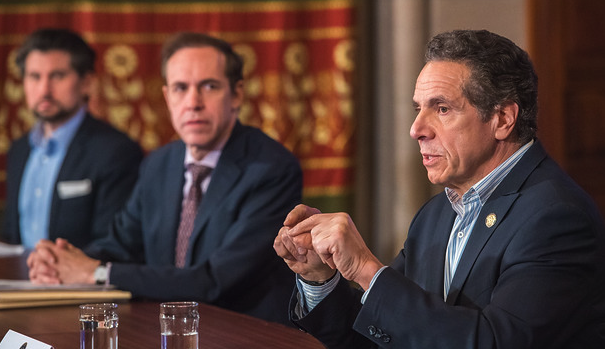 Cuomo announces 'Say Their Name' reform agenda for New York