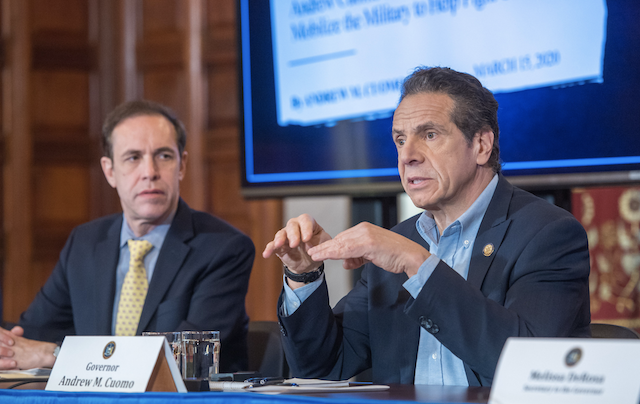 Who might run for governor in New York if not Andrew Cuomo next time around?