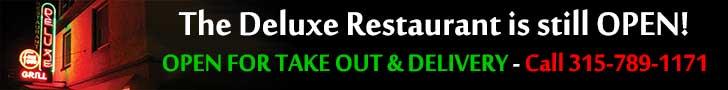 The Deluxe Restaurant (Banner)