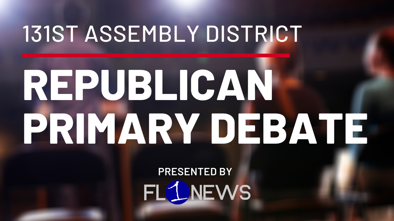 LIVE ON WEDNESDAY AT 5 PM: Republican Primary Debate for 131st Assembly District (watch)