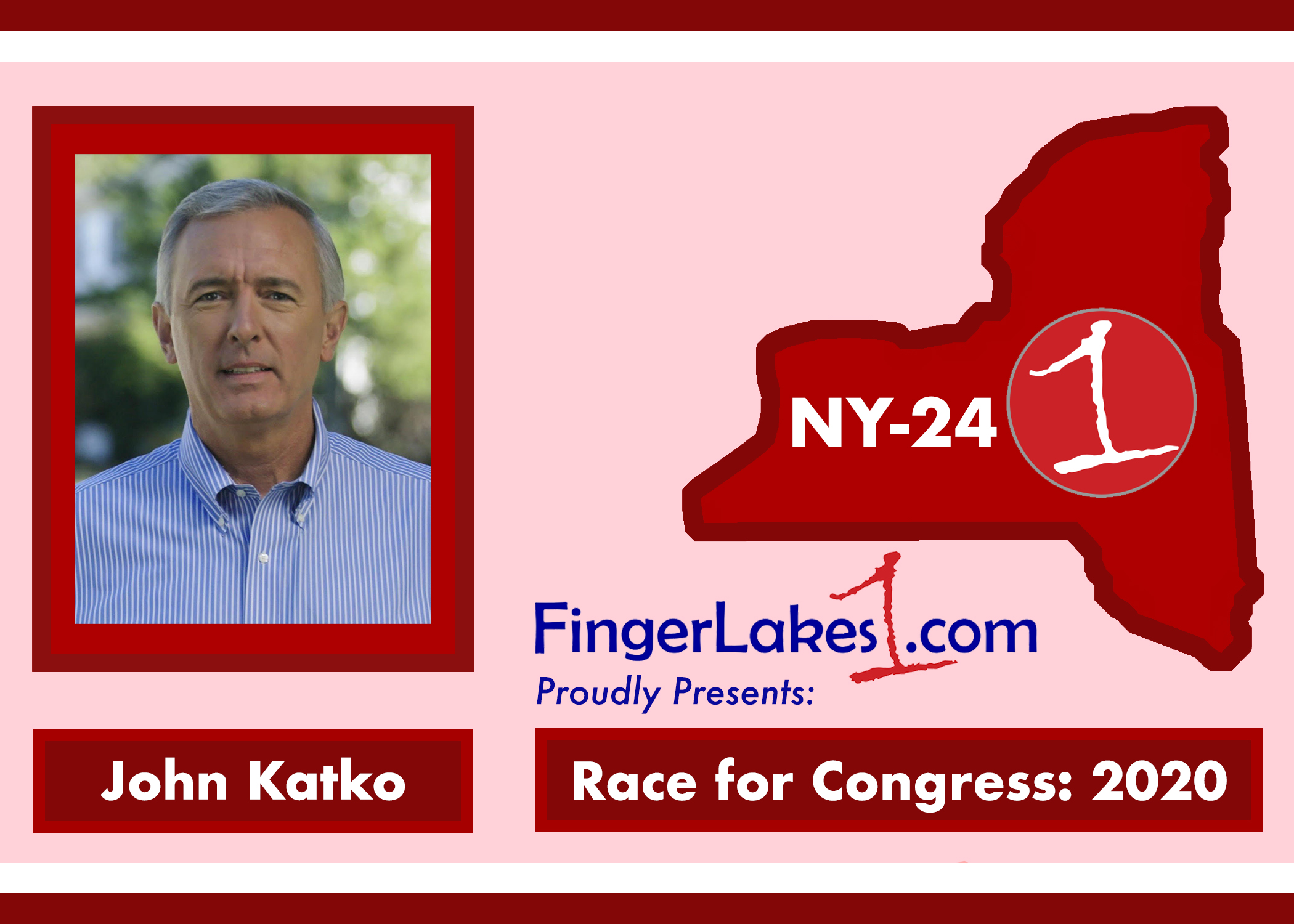 Race for Congress: 2020 – A Conversation with Congressman John Kakto (R)