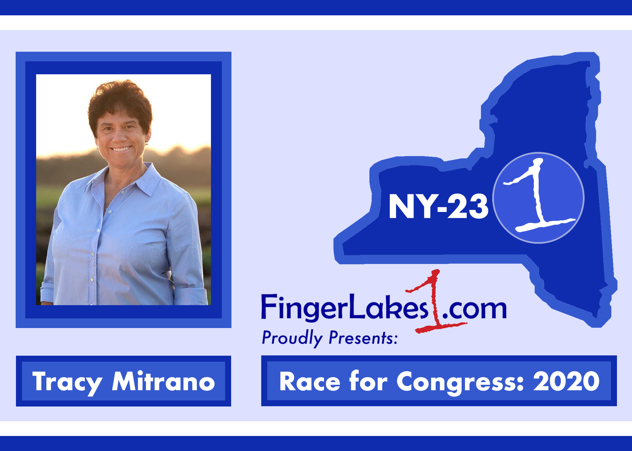 Race for Congress: 2020 – A Conversation with Tracy Mitrano