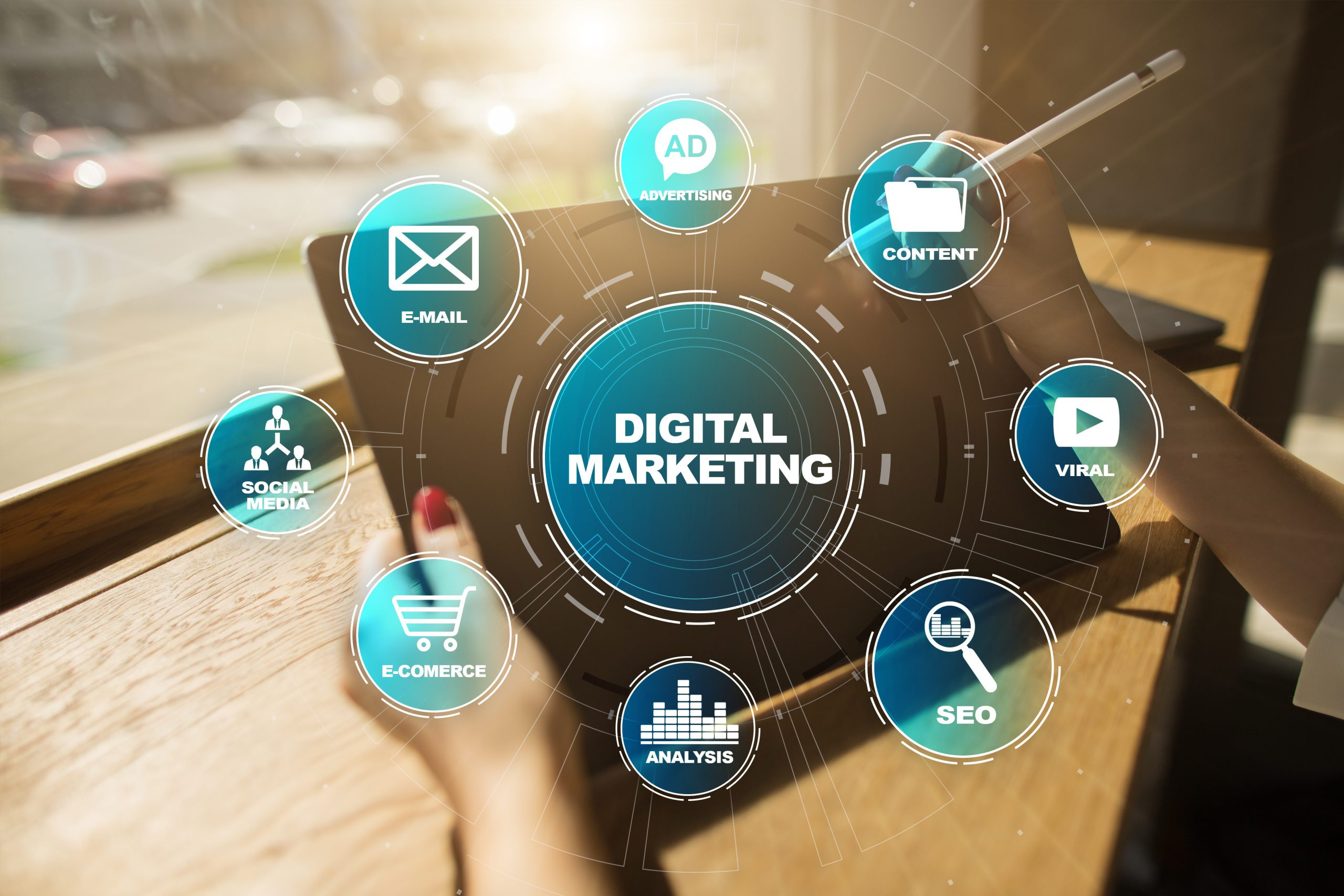 How digital marketing can help your business survive