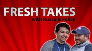 Fresh Takes Podcast