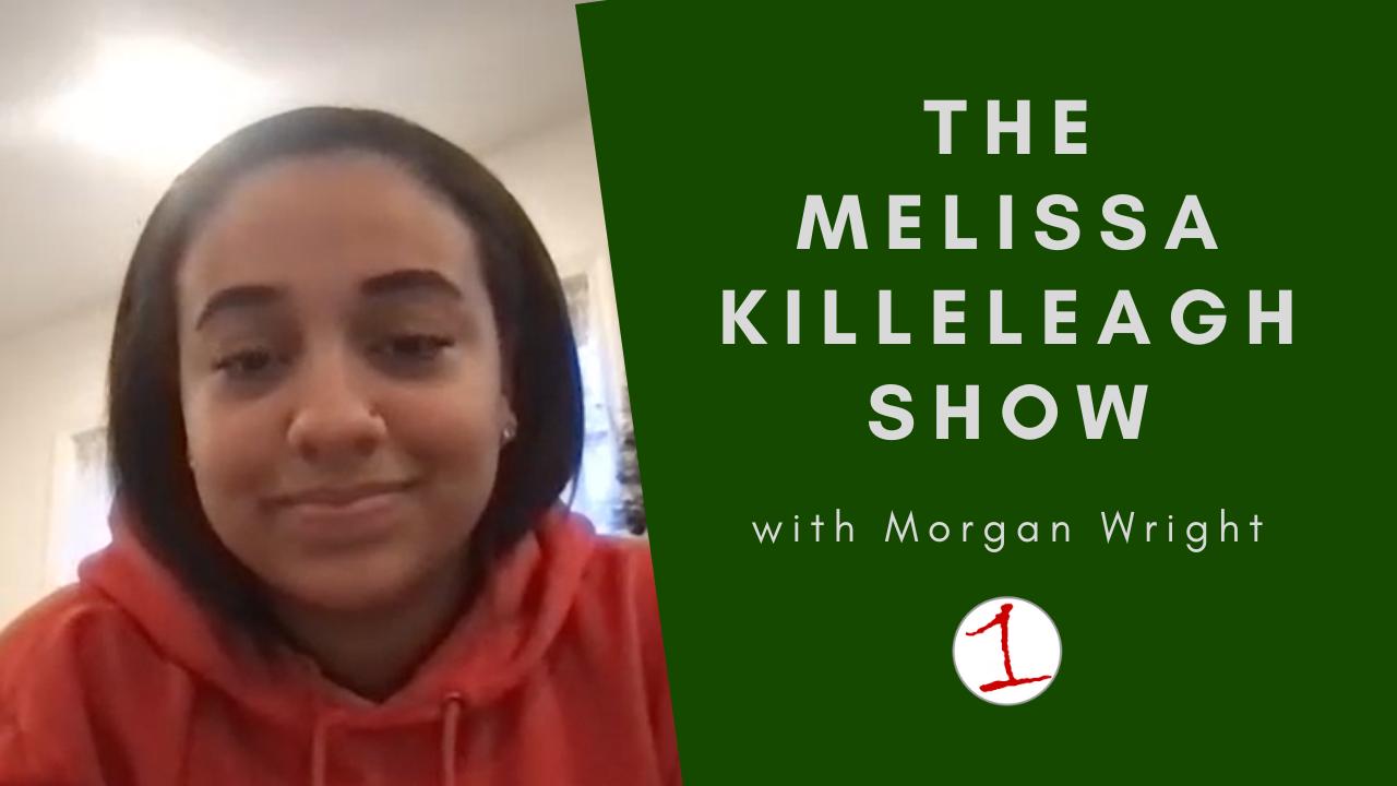 MELISSA KILLELEAGH: A conversation with Geneva HS grad Morgan Wright (video)