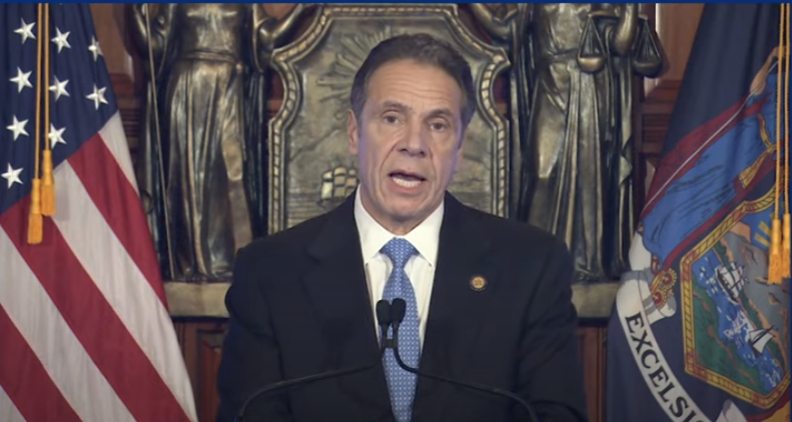 Gov. Cuomo issues another statement allegations, investigation into sexual harassment looms