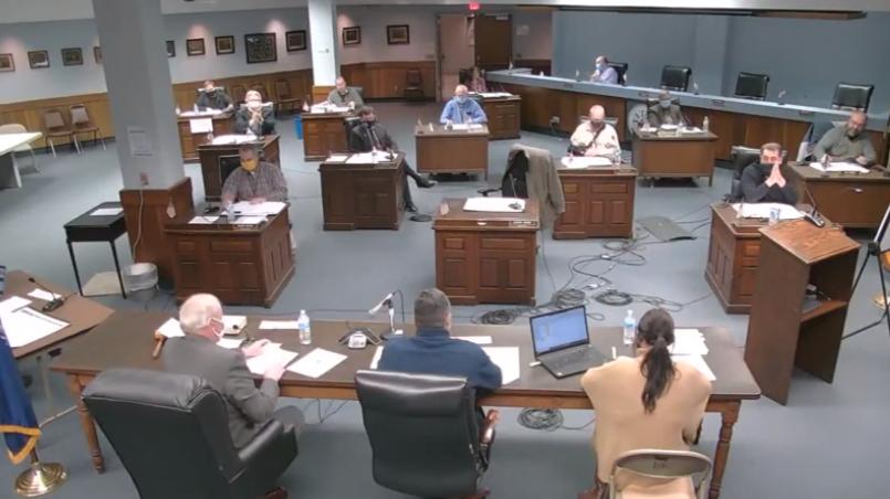 Varick Supervisor Robert Hayssen chosen to lead Seneca County Board of Supervisors in 2021 (video)