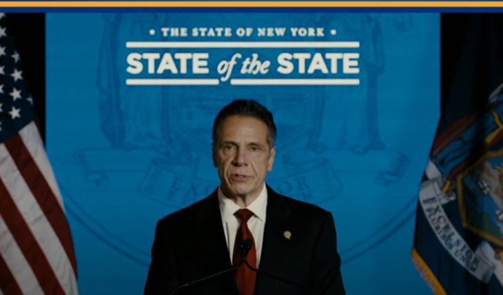WATCH: All four days of Gov. Cuomo's State of the State Addresses