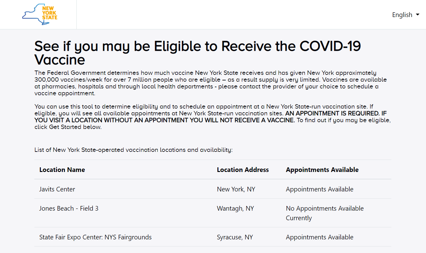 Looking for the COVID-19 vaccine? Here are the ways you can sign-up for public events