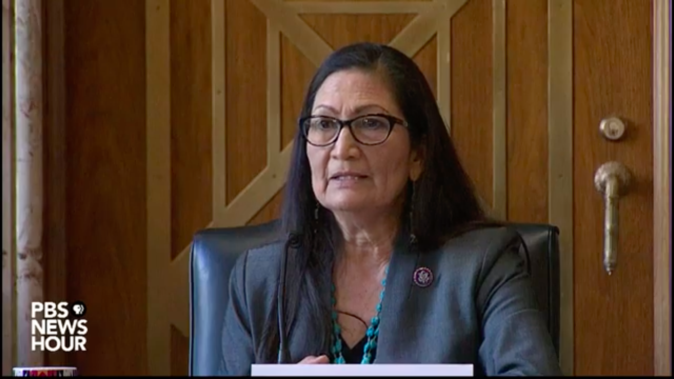Senate confirmation of Deb Haaland carries serious stakes in reconciling Cayuga Nation conflict resolution
