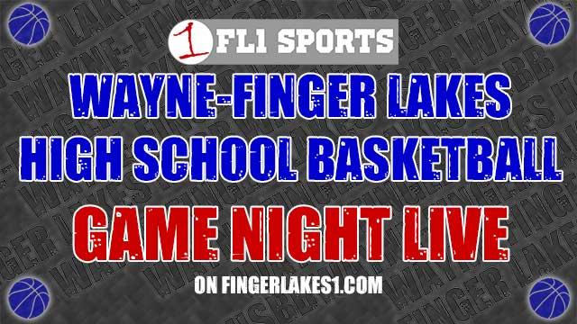 W-FL High School Basketball Game Night Live (webcast)