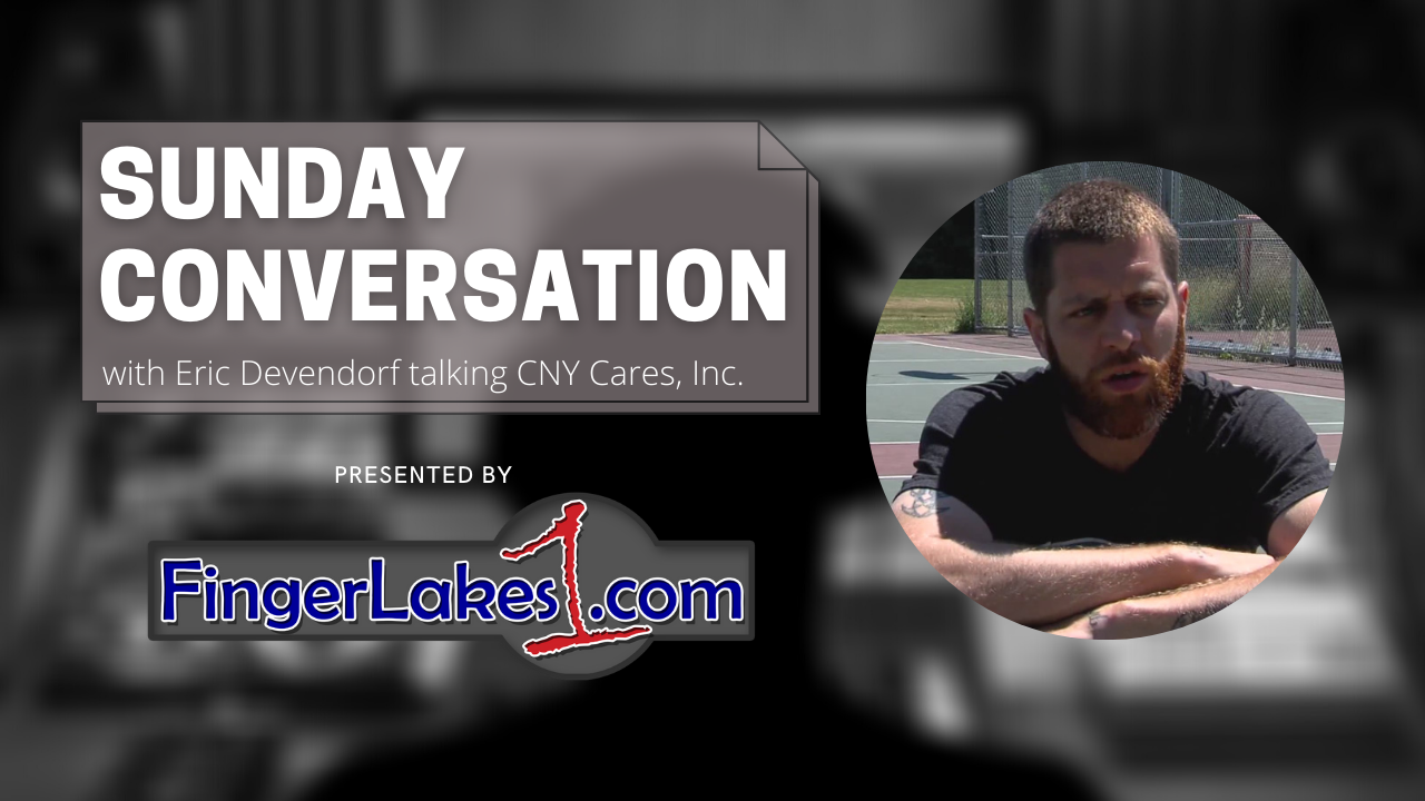 SUNDAY CONVERSATION: SU alum Eric Devendorf talks CNY Cares initiative to help small businesses (podcast)