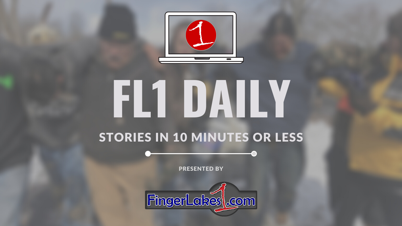 FL1 DAILY: Wanda Johns talks about Cayuga Nation arrests after last year's violent weekend (podcast)