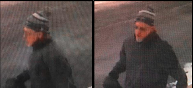 Police searching for suspect after high s