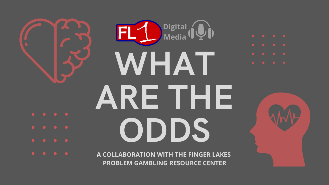 WHAT ARE THE ODDS: Discussing the many ways to address problem gambling (podcast)