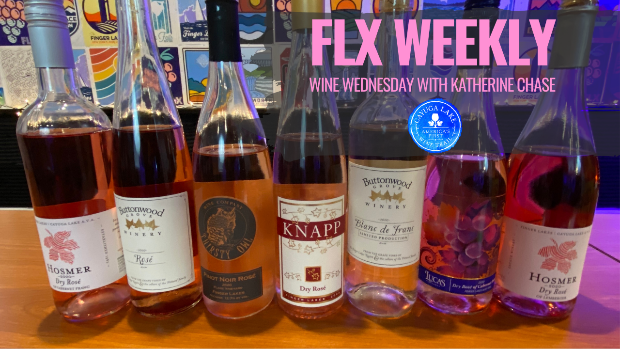 FLX WEEKLY: Wine Wednesday looks forward to Easter & Festivities (podcast)
