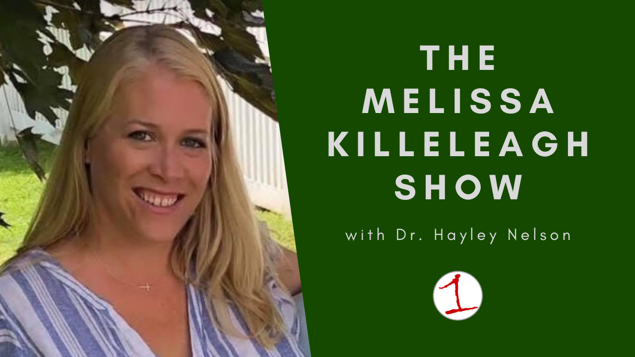 MELISSA KILLELEAGH: Dr. Hayley Nelson of Delaware Community College (podcast)