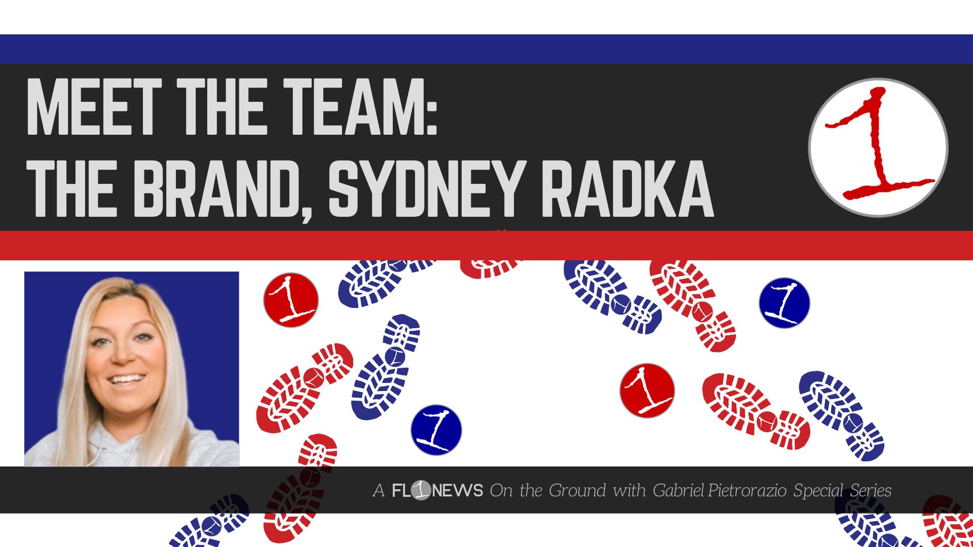 MEET THE TEAM: The Brand, Sydney Radka